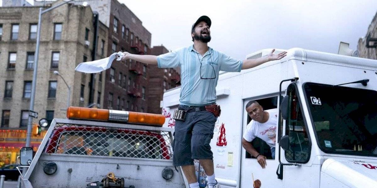Lin-Manuel Miranda se disculpa tras críticas por falta de latinos negros en In the Heights