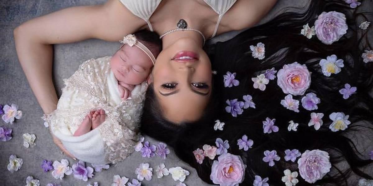 Natti Natasha asegura quiere tener otro hijo pronto
