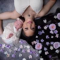 Natti Natasha comparte sesión de fotos junto a su hija Vida Isabelle