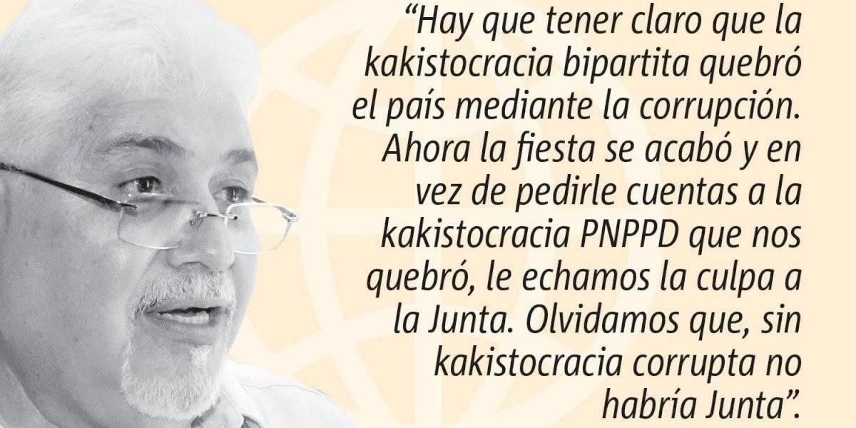 Opinión de Emilio Pantojas: Para defender la UPR