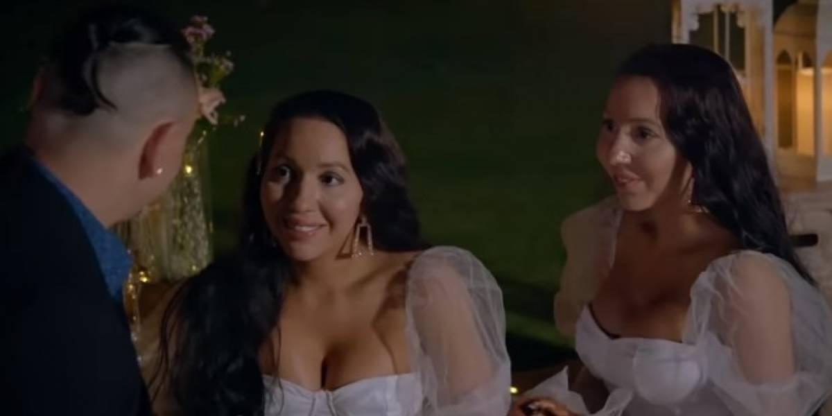 Gemelas idénticas se comprometen con su novio compartido