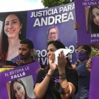 Continuarán reclamo para que se divulguen grabaciones de caso de Andrea Ruiz