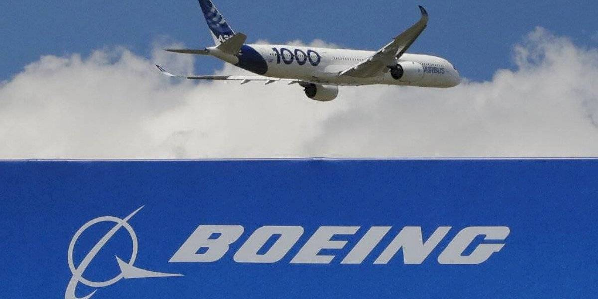 Europa y Estados Unidos acuerdan poner fin a disputa Airbus-Boeing