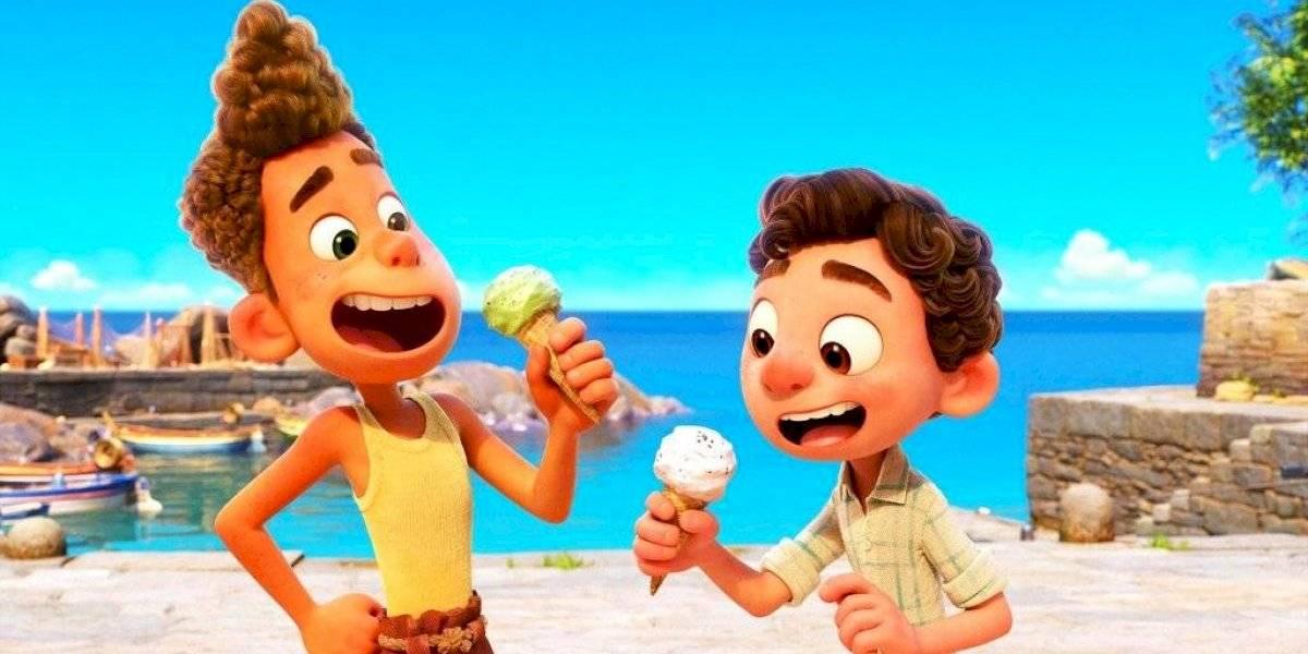 """""""Luca"""" de Pixar invita a veranear en la Riviera italiana"""