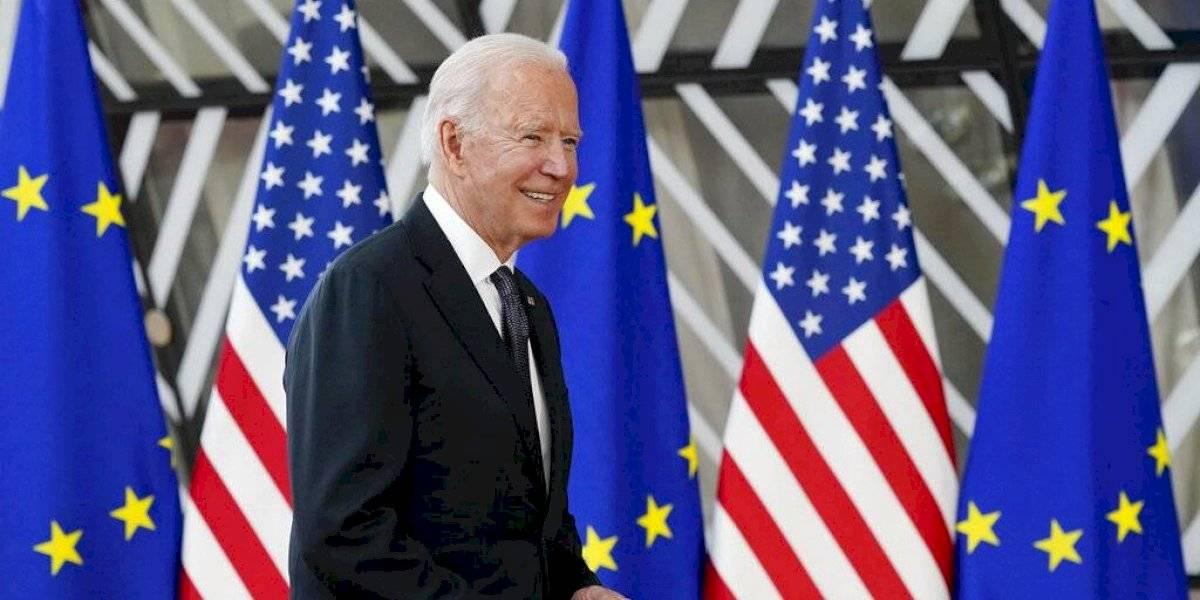 Presidente de EEUU llega a Ginebra para reunión con líder ruso