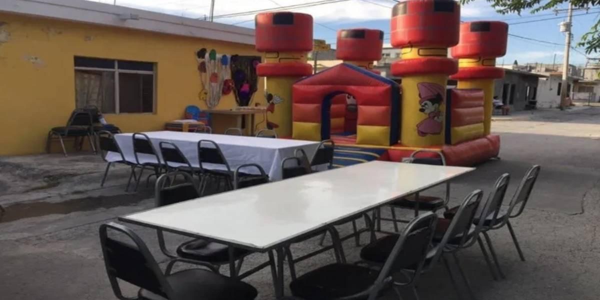 No llegó nadie al cumpleaños de sus hijos y lo viralizó en Facebook: terminó con una gran fiesta