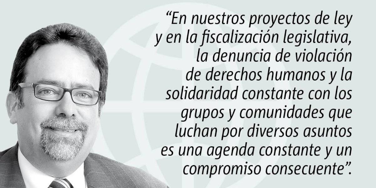 Opinión de Denis Márquez: Por los derechos humanos