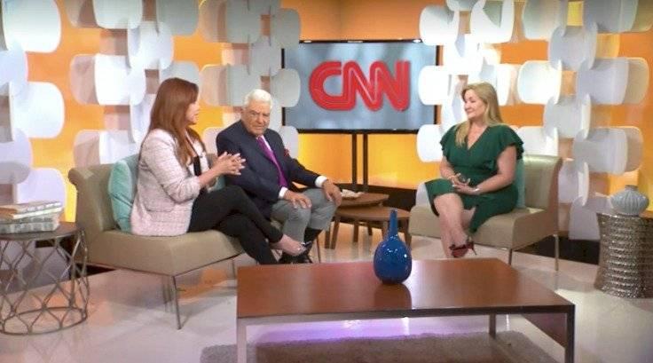 CNN es la nueva casa de María Celeste Arrarás | Activo Puerto Rico