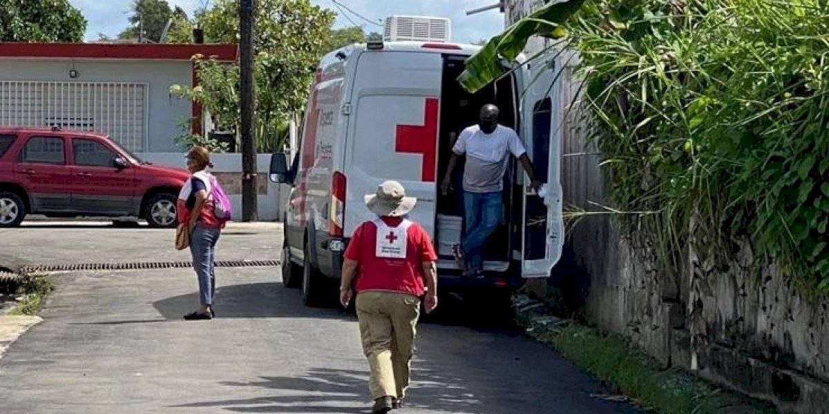 Cruz Roja Americana atiende alto volumen de desastres en la isla en las pasadas semanas