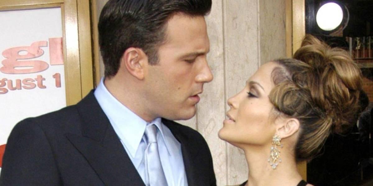Enamorados y con una boda cancelada: Así fue la ruptura de Jennifer López y Ben Affleck hace 17 años