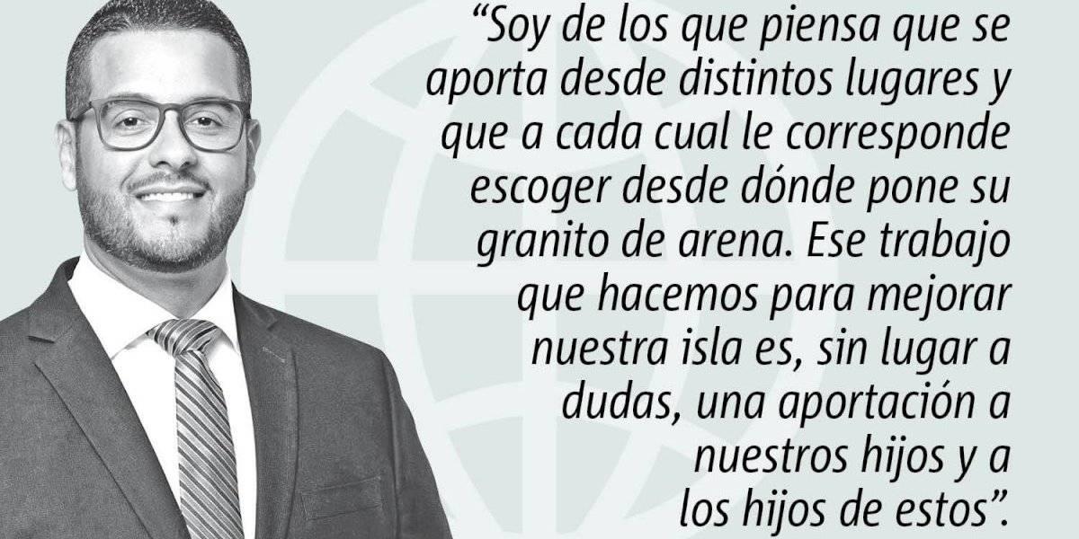 Opinión de Jesús Manuel Ortiz: Ser padre ha sido mi fuerza