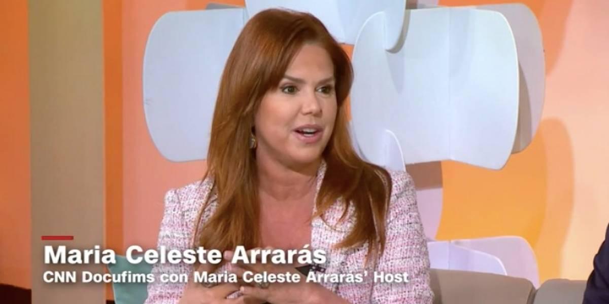CNN es la nueva casa de María Celeste Arrarás