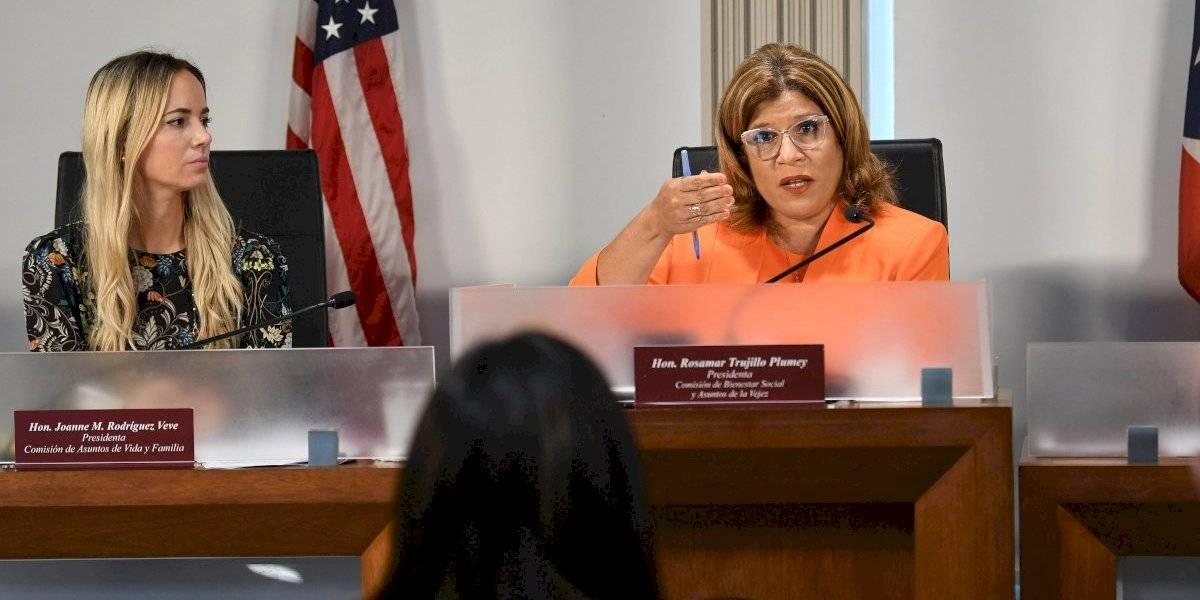 Senadora dice Familia carece de estadística uniforme sobre casos de maltrato infantil