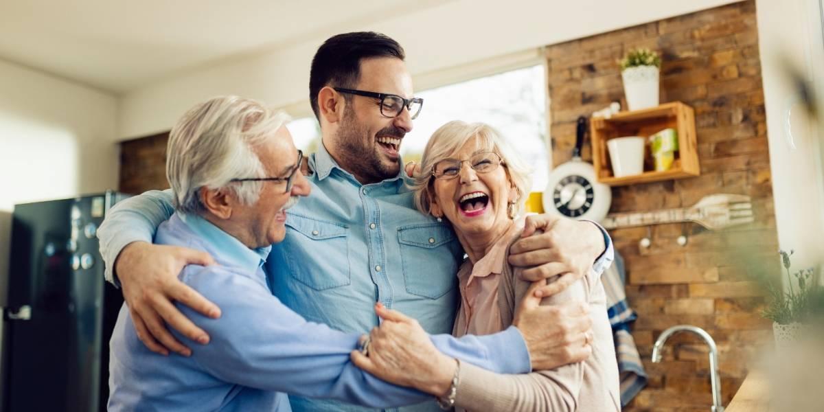 Más común ver treintañeros viviendo con sus padres