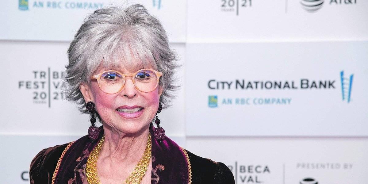Mariem Pérez resalta retos de la mujer en Hollywood a través de Rita Moreno