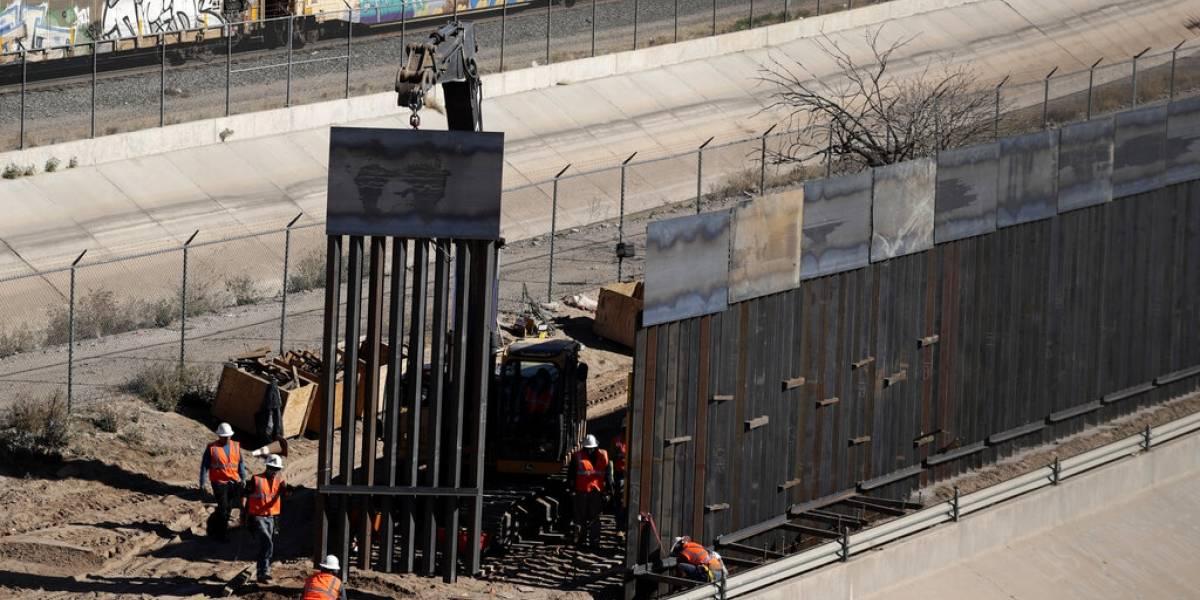Gobernador de Texas anuncia fondos para muro fronterizo