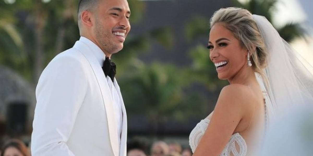 Carlos Correa y su esposa anuncian que tendrán su primer bebé