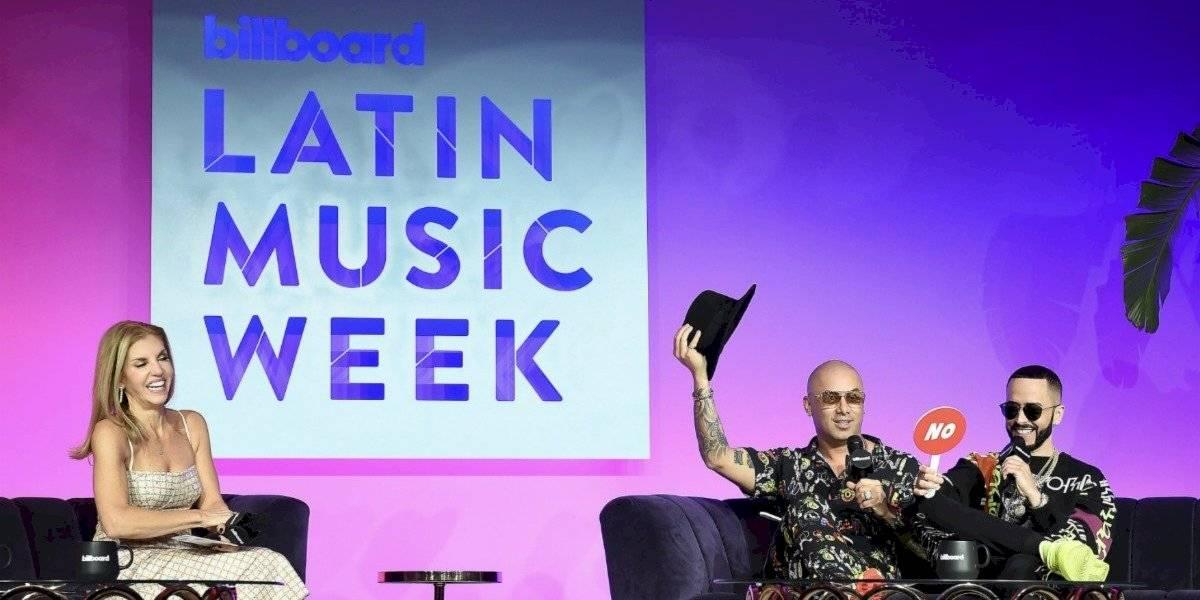 Regresa la Semana de la Música Latina de Billboard a Miami