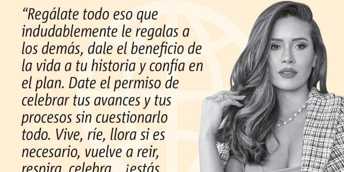 Opinión de Danna Hernández: Si no lo celebras tú, ¿quien?