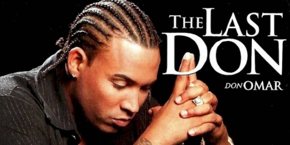 """Don Omar celebra los 18 años de su primer disco """"The Last Don"""""""