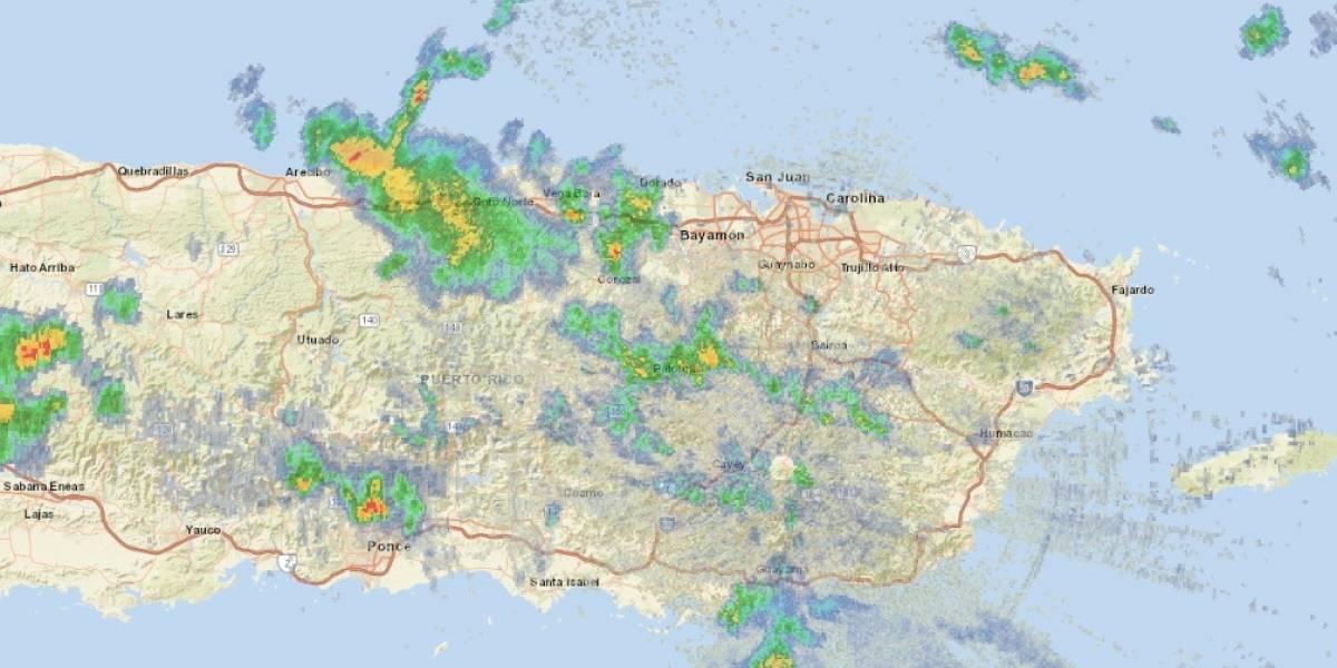 Emiten advertencia de inundaciones para Dorado, Manatí, Vega Alta y Vega Baja