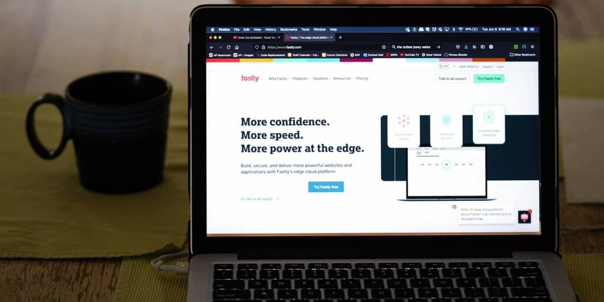 Sitios web y apps se vieron afectados por caída masiva a nivel mundial