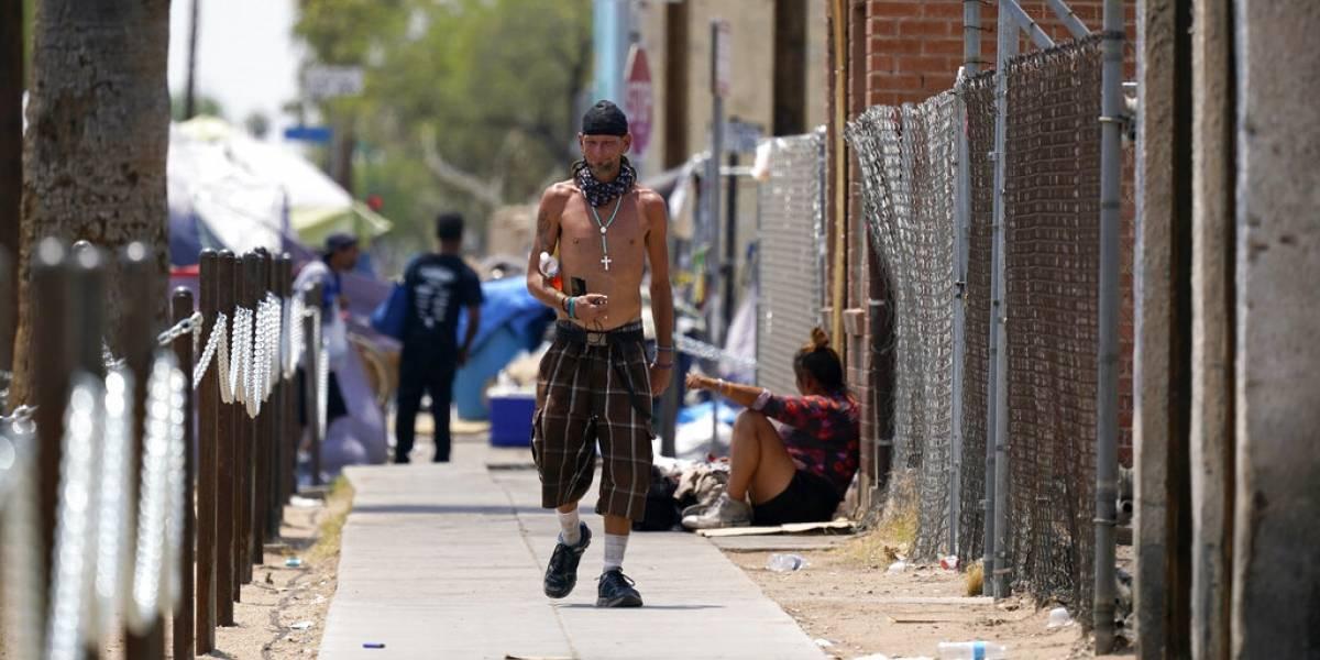 Ola de calor en el oeste de Estados Unidos es un riesgo para la salud