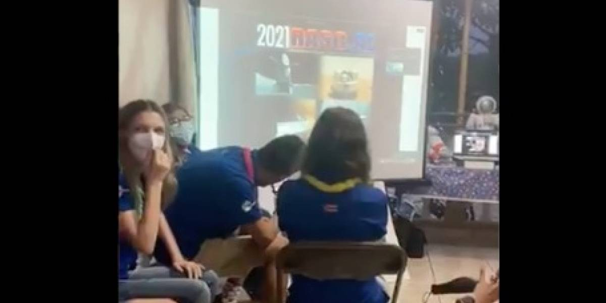 Estudiantes del RUM ganan por tercer año consecutivo la competencia NASA RASC-AL