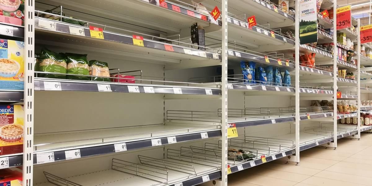 ¿Qué pasa en los supermercados?