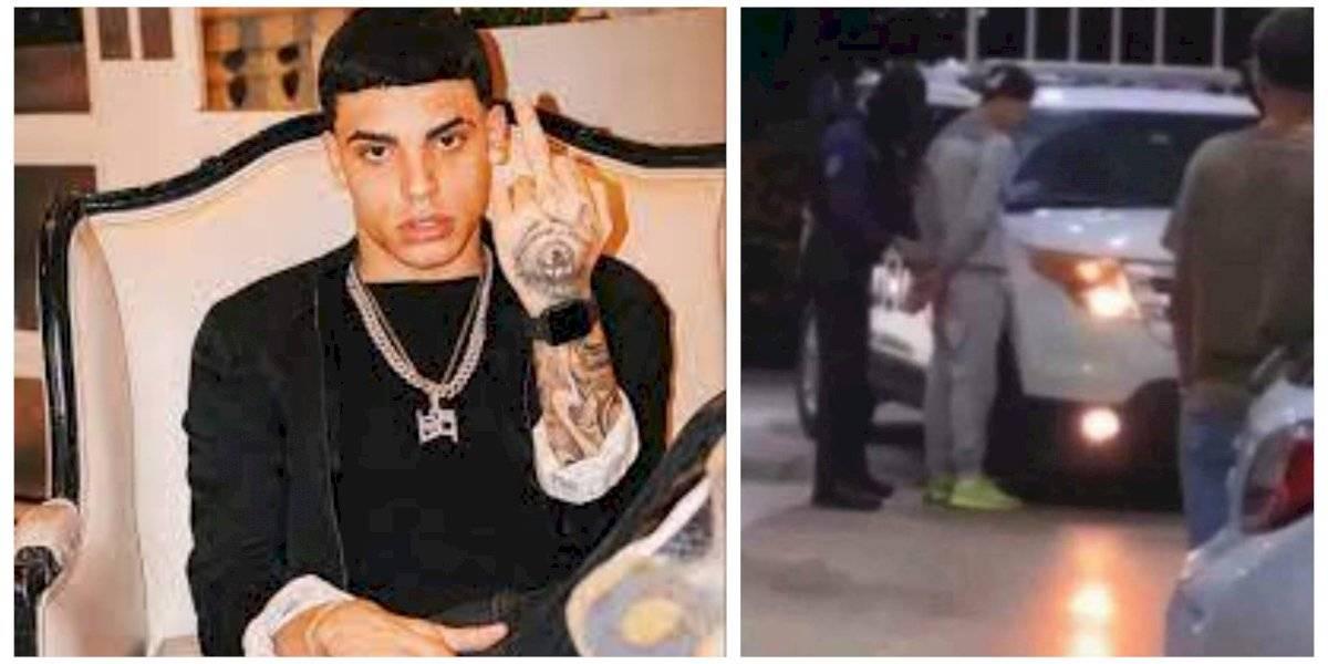Arrestan en Carolina a reggaetonero Luar La L