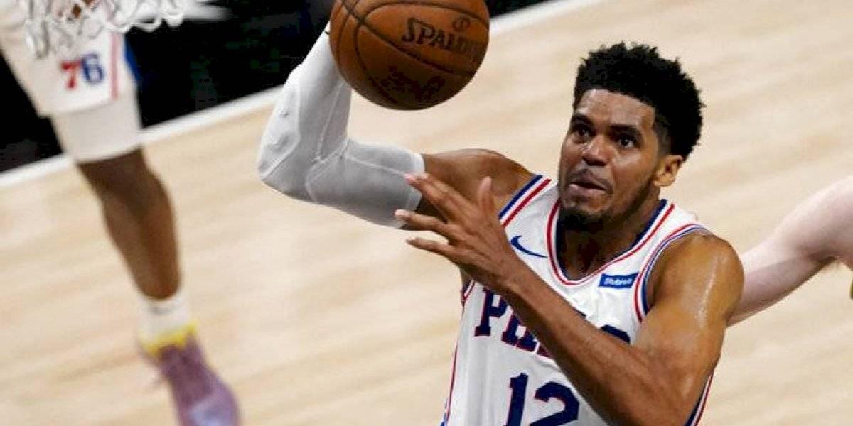 Empatada la serie de 76ers y Hawks en playoff NBA