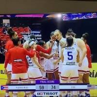 Puerto Rico gana medalla de plata en el AmeriCup