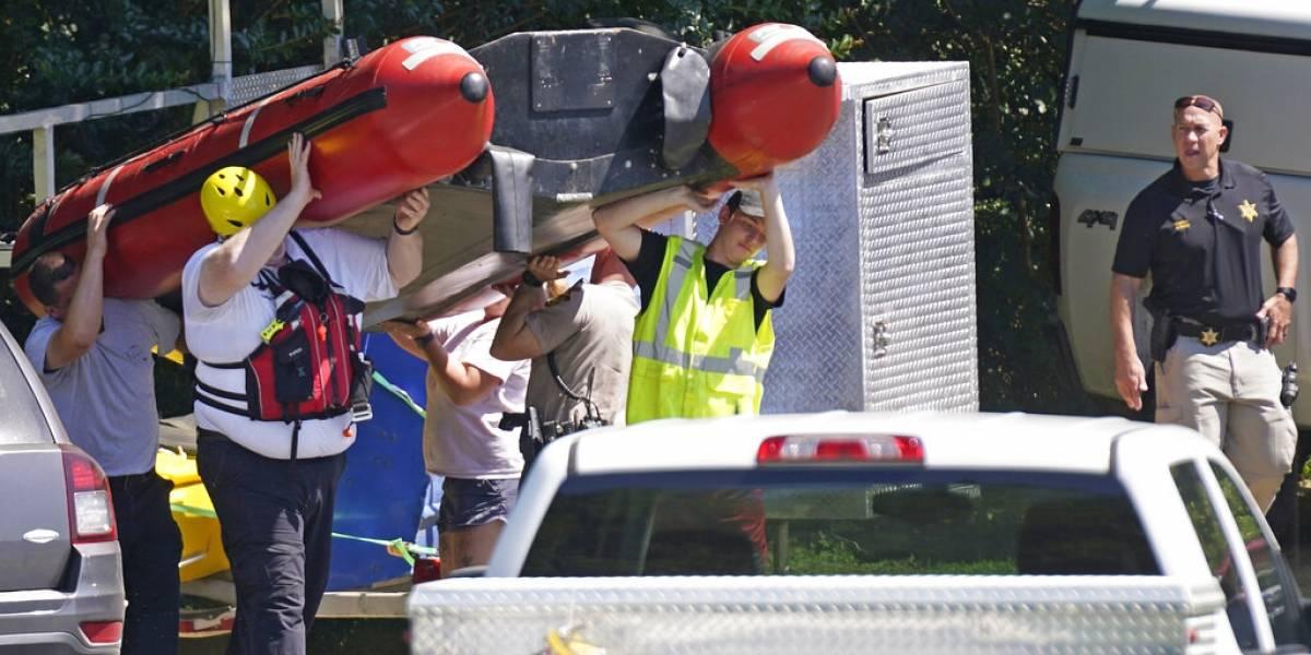 Paseo en balsa termina en tragedia en Carolina del Norte