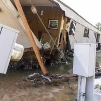 Tormenta Claudette deja 13 muertos, incluyendo 8 niños