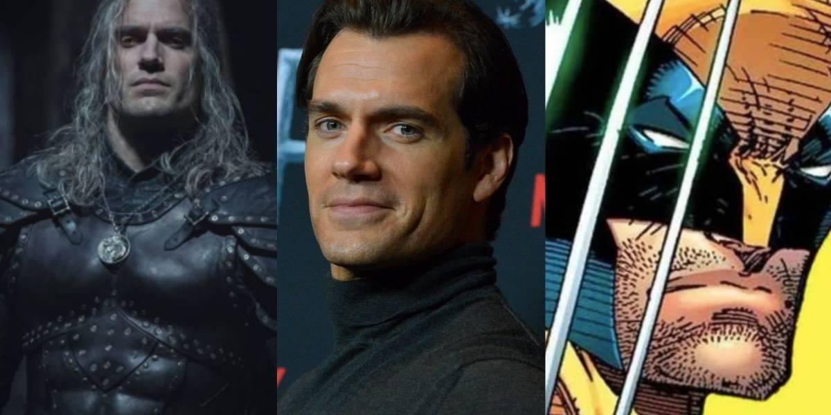 ¡Wolverine y The Witcher! Así luce Henry Cavill en los dos personajes