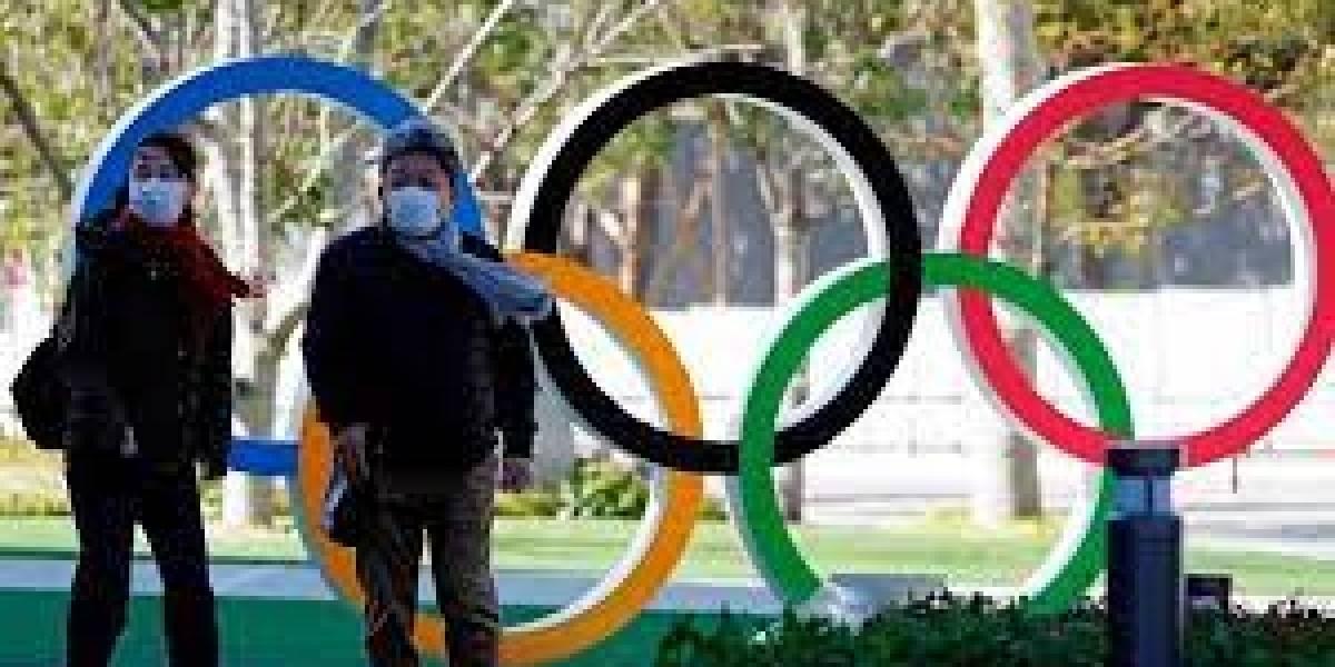 Detectan primeros casos de covid en atletas que llegan a los Juegos Olímpicos de Tokio