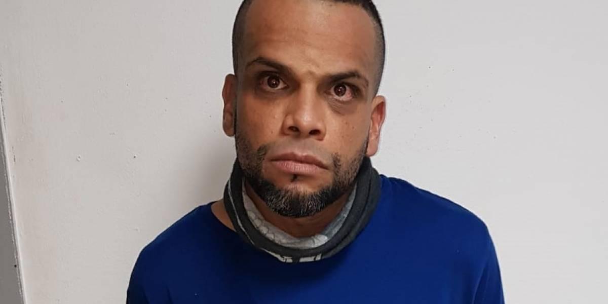Arrestan a hombre por amenazar de muerte a su expareja