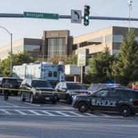 Tiroteo en Kansas city: atacante disparó a policías y fue abatido a balazos