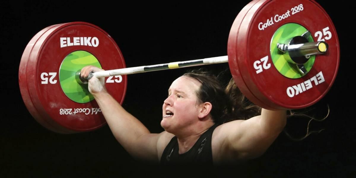 Nueva Zelanda llevará a Tokio a levantadora de peso trans