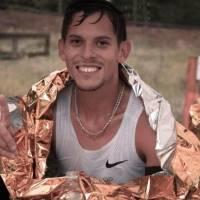Egresado de la UPR de Cayey se destaca en un maratón celebrado en Austria