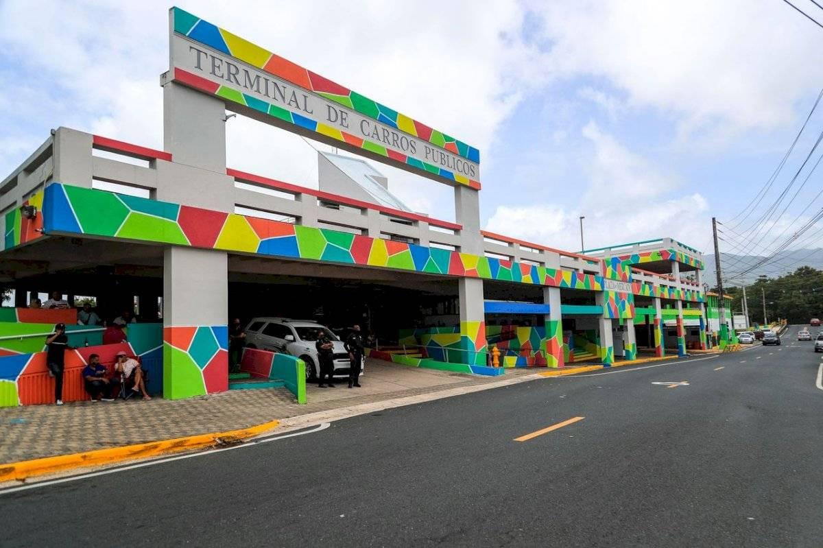 mural Río Grande