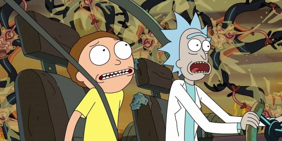 """La serie """"Rick y Morty"""" abandona Netflix y estrena su quinta temporada en HBO Max"""