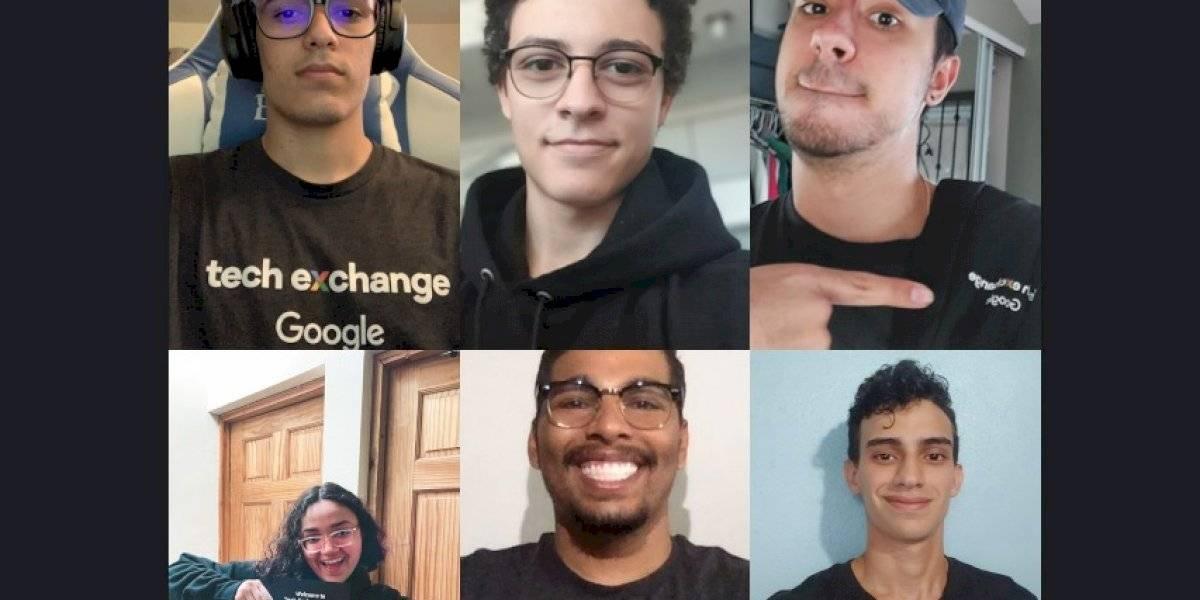 Estudiantes del RUM brillan en Google Tech
