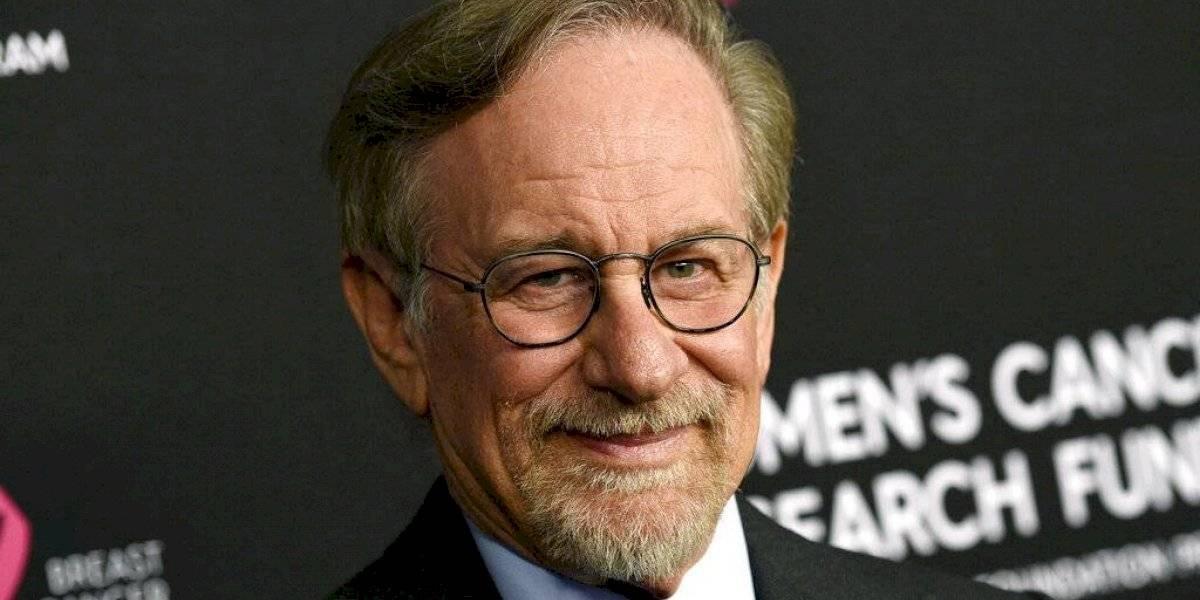 Steven Spielberg y su compañía Amblin producirá películas para Netflix