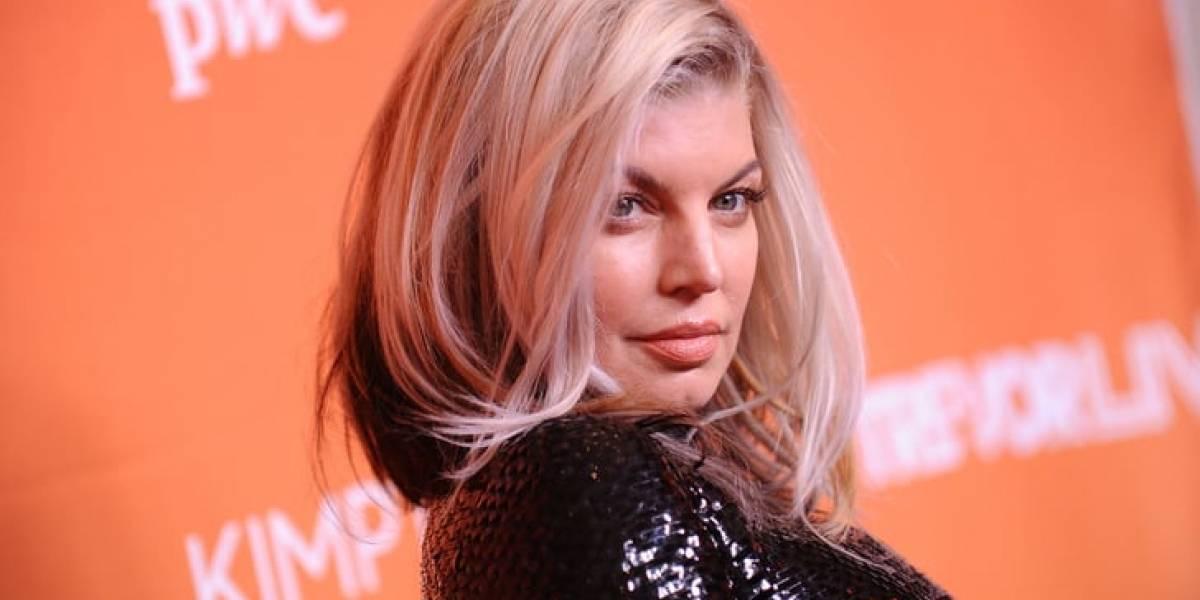 Fergie confiesa que su adicción a las drogas la llevó a sufrir de psicosis y demencia
