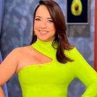 Adamari Lopez demuestra que las hombreras ochenteras están de vuelta con este arriesgado look