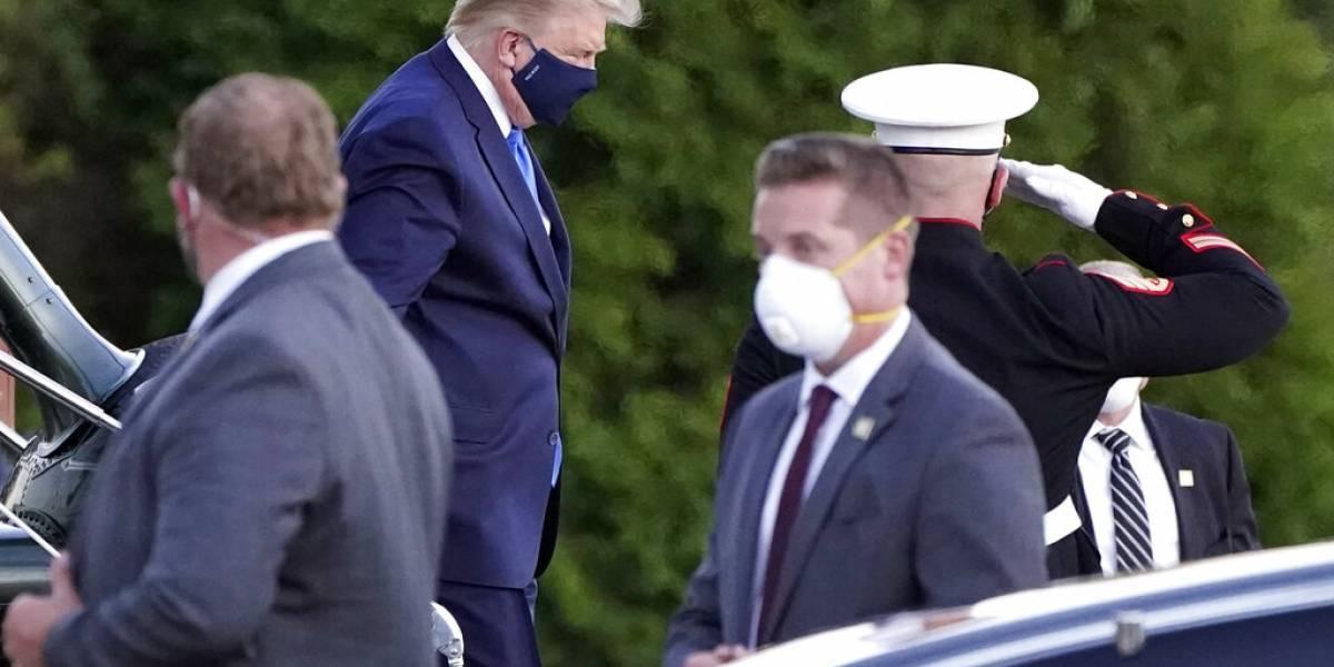 Casi 900 empleados del Servicio Secreto de EE. UU. se contagiaron de COVID-19