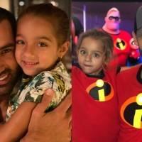 Así celebró Toni Costa su primer Día de los Padres sin Adamari López