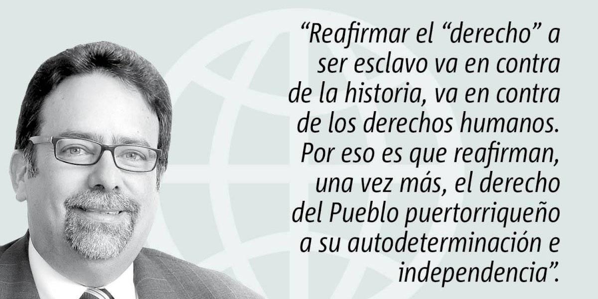 Opinión de Denis Márquez: La esclavitud no es alternativa