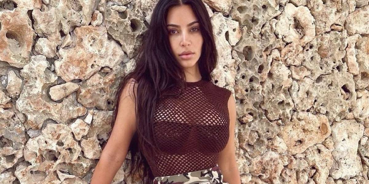 Kim Kardashian niega tener un romance con un reguetonero colombiano